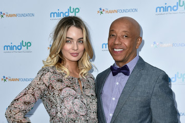 Russell Simmons Goldie Hawn Hosts Annual Goldie's Love In For Kids - Arrivals
