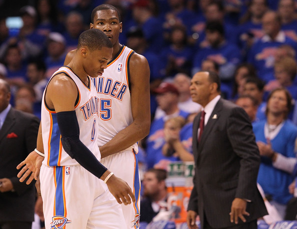 Kevin Durant And Russell Westbrook Best Friends Kevin durant and russell