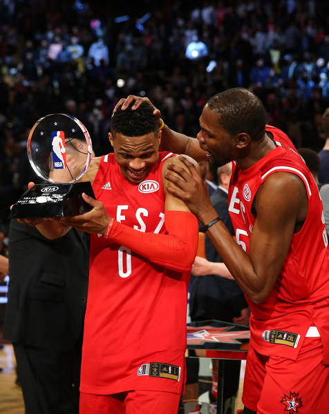 803e7f89e8dd Russell Westbrook and Kevin Durant Photos»Photostream · Pictures · NBA All-Star  Game 2016