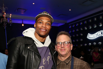 Russell Westbrook The American Express Experience At NBA All-Star 2020 - Day 2