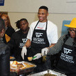 Russell Westbrook Russell Westbrook Why Not? Foundation 8th Annual Thanksgiving Dinner