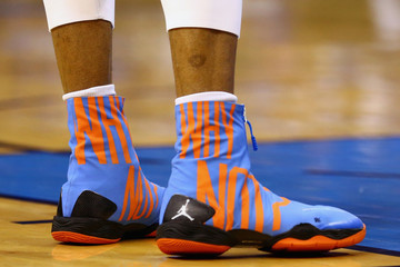 Russell Westbrook Golden State Warriors v Oklahoma City Thunder - Game Six