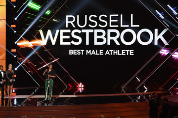 Russell Westbrook The 2017 ESPYS - Show