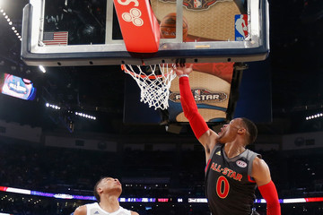 Russell Westbrook NBA All-Star Game 2017