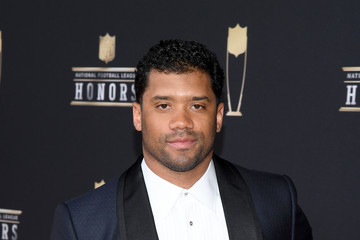 Russell Wilson 8th Annual NFL Honors - Arrivals