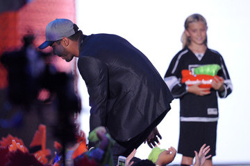 Russell Wilson Nickelodeon Kids' Choice Sports Awards Show