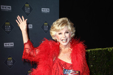 "Ruta Lee 2018 TCM Classic Film Festival - Opening Night Gala - 50th Anniversary World Premiere Restoration Of ""The Producers"" - Arrivals"