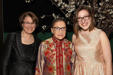 Ruth Bader Ginsberg  Women in Washington Power List Dinner