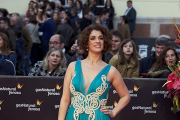 Ruth Gabriel Closing Day - Red Carpet - Malaga Film Festival 2017