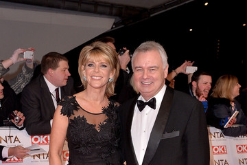 Ruth Langsford Arrivals at the National Television Awards
