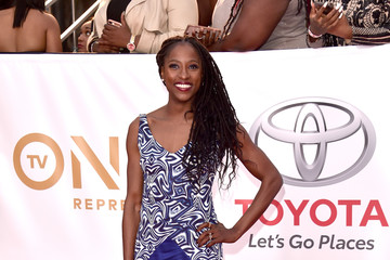 Rutina Wesley 49th NAACP Image Awards - Red Carpet
