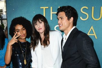 """Ry Russo-Young Charles Melton World Premiere Of Warner Bros """"The Sun Is Also A Star"""" - Arrivals"""