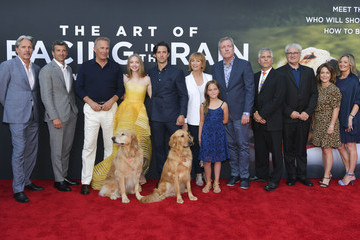 Ryan Armstrong Premiere Of 20th Century Fox's 'The Art Of Racing In The Rain' - Red Carpet