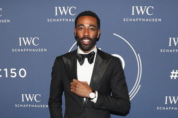 Ryan Clark IWC Schaffhausen at SIHH 2018 - Red Carpet