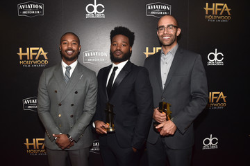 Ryan Coogler 22nd Annual Hollywood Film Awards - Press Room