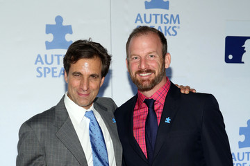 Ryan Dempster Lead Off For A Cure: Autism Speaks And Major League Baseball Join Forces At The Metropolitan Museum Of Art