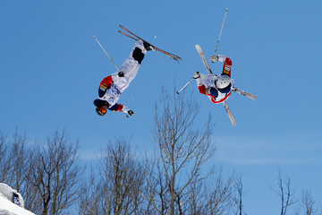 Ryan Dyer U.S. Freestyle Ski Championships - Day 3