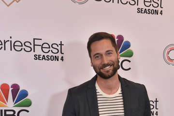 Ryan Eggold Opening Night - World Premiere Of NBC's 'New Amsterdam' At SeriesFest: Season 4