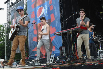 Ryan Follese Pepsi's Rock the South Festival - Day 2