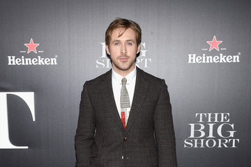 Ryan Gosling 'The Big Short' - NYC Premiere