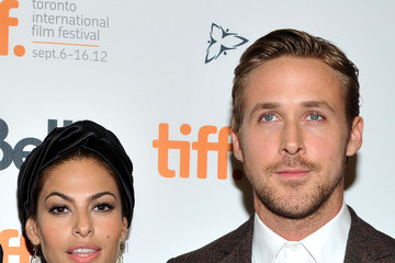 "Ryan Gosling Eva Mendes ""The Place Beyond The Pines"" Premiere - Arrivals - 2012 Toronto International Film Festival"