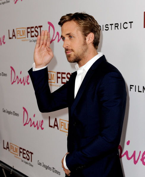 "Ryan Gosling - Premiere of ""Drive"" - Red Carpet"