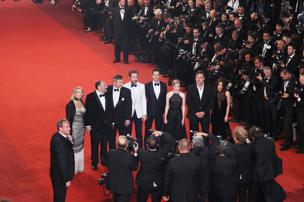 'The Nice Guys' - Red Carpet Arrivals - The 69th Annual Cannes Film Festival