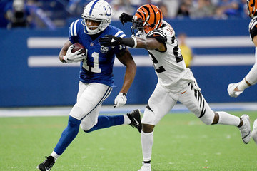 Ryan Grant Cincinnati Bengals vs. Indianapolis Colts