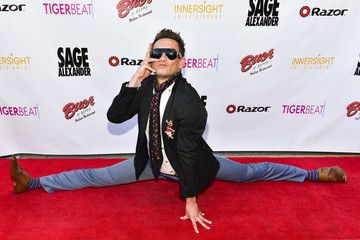 Ryan Jenkins The Sage Launch Party Co-Hosted By Tiger Beat - Arrivals