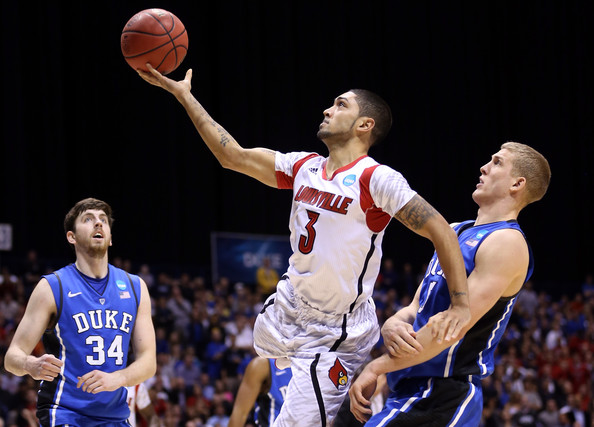 Louisville Cardinals v Duke Blue Devils