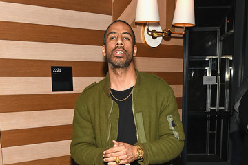 Ryan Leslie TBS' The Last O.G. Premiere In Brooklyn, NY