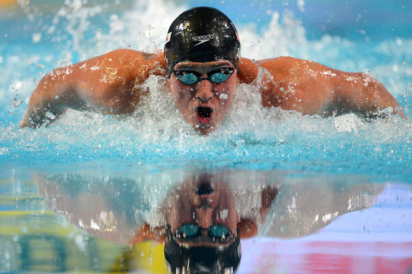 11th FINA World Swimming Championships (25m) - Day Four