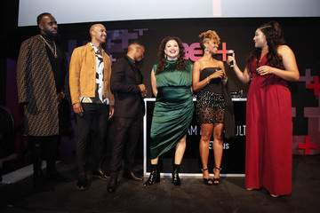 Ryan Michelle Bathe RonReaco Lee BET+ Red Carpet And Launch Party