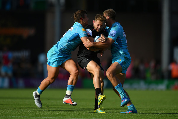 Exeter Chiefs vs. Worcester Warriors - Gallagher Premiership Rugby