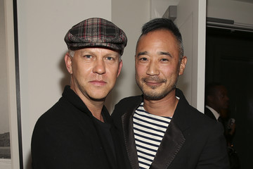 Ryan Murphy Cliff Fong Opening Night Celebration Of THR Design Hollywood At The Century Presented By The Hollywood Reporter - Inside