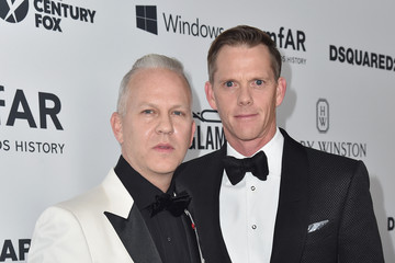 Ryan Murphy amfAR's Inspiration Gala Los Angeles - Arrivals