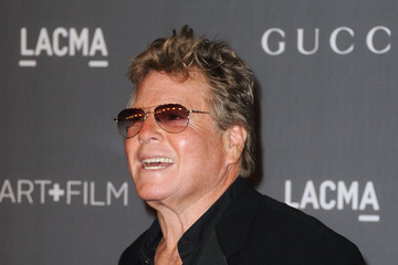 Ryan O'Neal LACMA 2012 Art + Film Gala - Arrivals