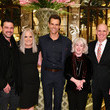 Ryan Paevey Hallmark Channel Celebrates The 10th Anniversary Of COUNTDOWN TO CHRISTMAS