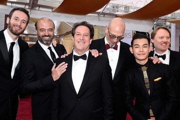 Ryan Potter Arrivals at the 87th Annual Academy Awards — Part 3