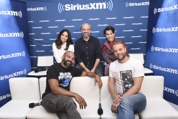 Ryan Potter SiriusXM's Entertainment Weekly Radio Broadcasts Live From Comic Con in San Diego