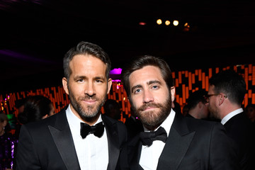 Ryan Reynolds The 2017 InStyle And Warner Bros. 73rd Annual Golden Globe Awards Post-Party