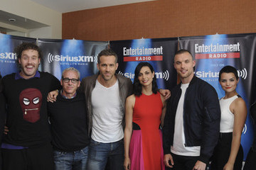 Ryan Reynolds Jess Cagle SiriusXM's Entertainment Weekly Radio Channel Broadcasts from Comic-Con 2015
