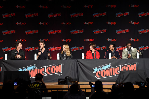 'Free Guy' At New York Comic Con