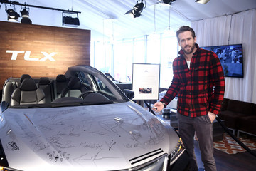 Ryan Reynolds Acura Studio At Sundance - Day 3 - 2015 Park City