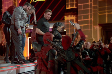 Ryan Reynolds 2016 MTV Movie Awards - Show