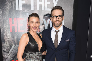 Ryan Reynolds Paramount Pictures presents the New York Premiere of 'A QUIET PLACE'