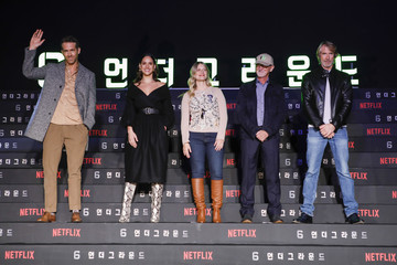 Ryan Reynolds Netflix's '6 Underground' World Premiere In Seoul - Press Conference