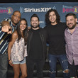 Ryan Sampson SiriusXM Hits 1 Broadcasts Backstage Leading Up To The Billboard Music Awards At The Grand Garden Arena In Las Vegas