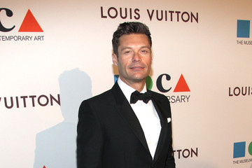 Ryan Seacrest MOCA's 35th Anniversary Gala Presented By Louis Vuitton At The Geffen Contemporary At MOCA - Red Carpet