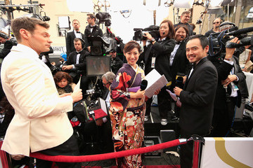 Ryan Seacrest Arrivals at the 86th Annual Academy Awards — Part 4